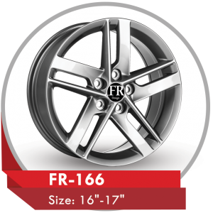 FR-166 ALLOY RIM FOR TOYOTA CAMRY