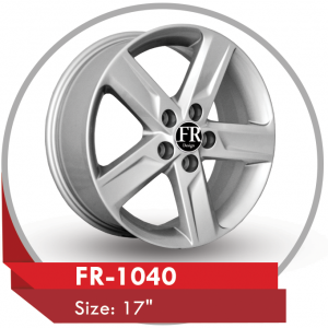 FR-1040 ALLOY RIM FOR TOYOTA CAMRY