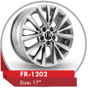 FR-1202 ALLOY RIM FOR TOYOTA CAMRY