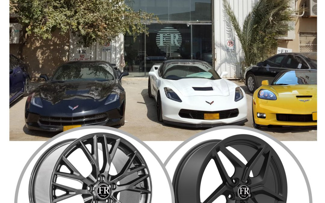ALLOY WHEELS RIMS FOR CORVETTE SPORT CARS
