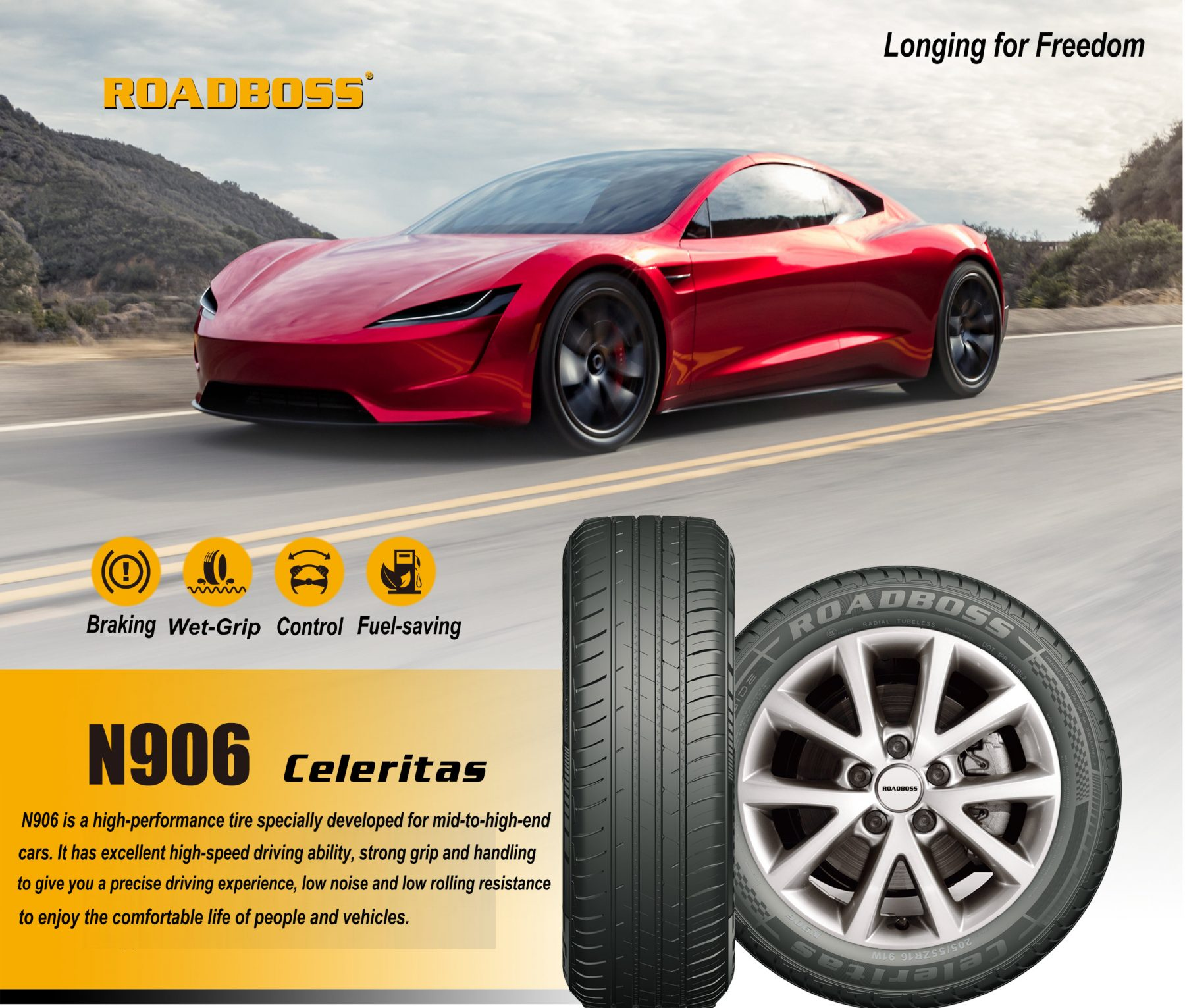 Roadboss Tires Dubai UAE