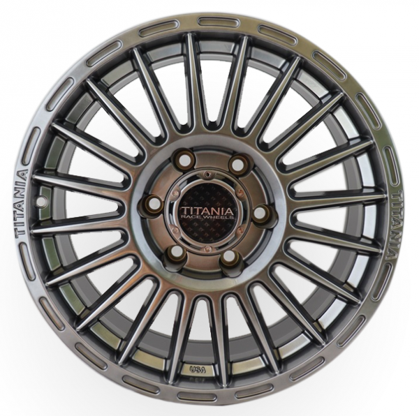 Titania Omex Land Cruiser and Lexus Alloy Wheels