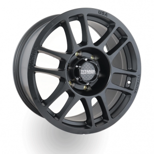 Titania Rolex Alloy Wheels Black Color